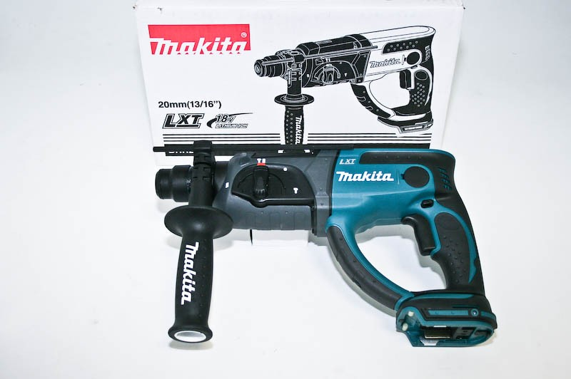 makita bhr202 18v akku sds plus bohrhammer solo ebay. Black Bedroom Furniture Sets. Home Design Ideas