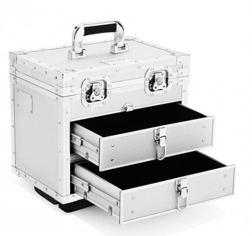 hitachi power case werkzeugkoffer basement mit rollen ebay. Black Bedroom Furniture Sets. Home Design Ideas
