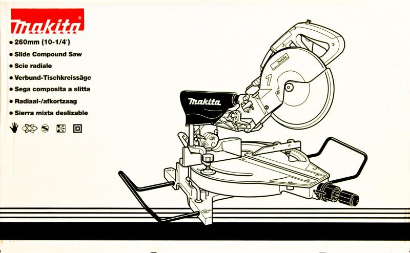 makita ls1013l gehrungs zug u kapps ge laserline ebay. Black Bedroom Furniture Sets. Home Design Ideas