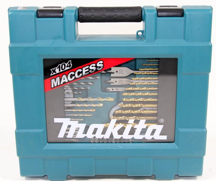 makita d 31778 bohrer bit set 104 teilig im koffer eur 44 90 picclick de. Black Bedroom Furniture Sets. Home Design Ideas